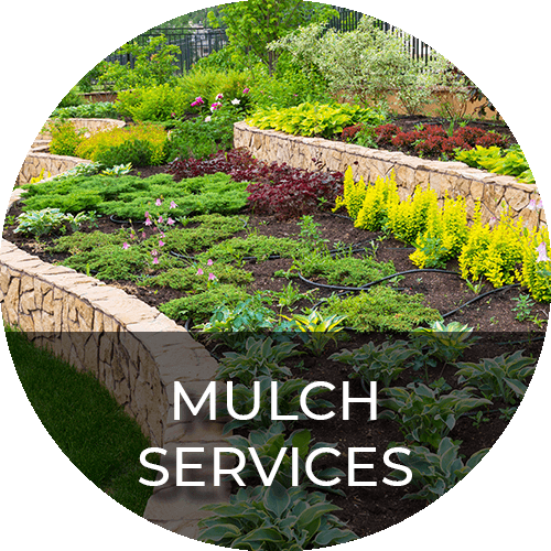 Mulch Delivery & Installation