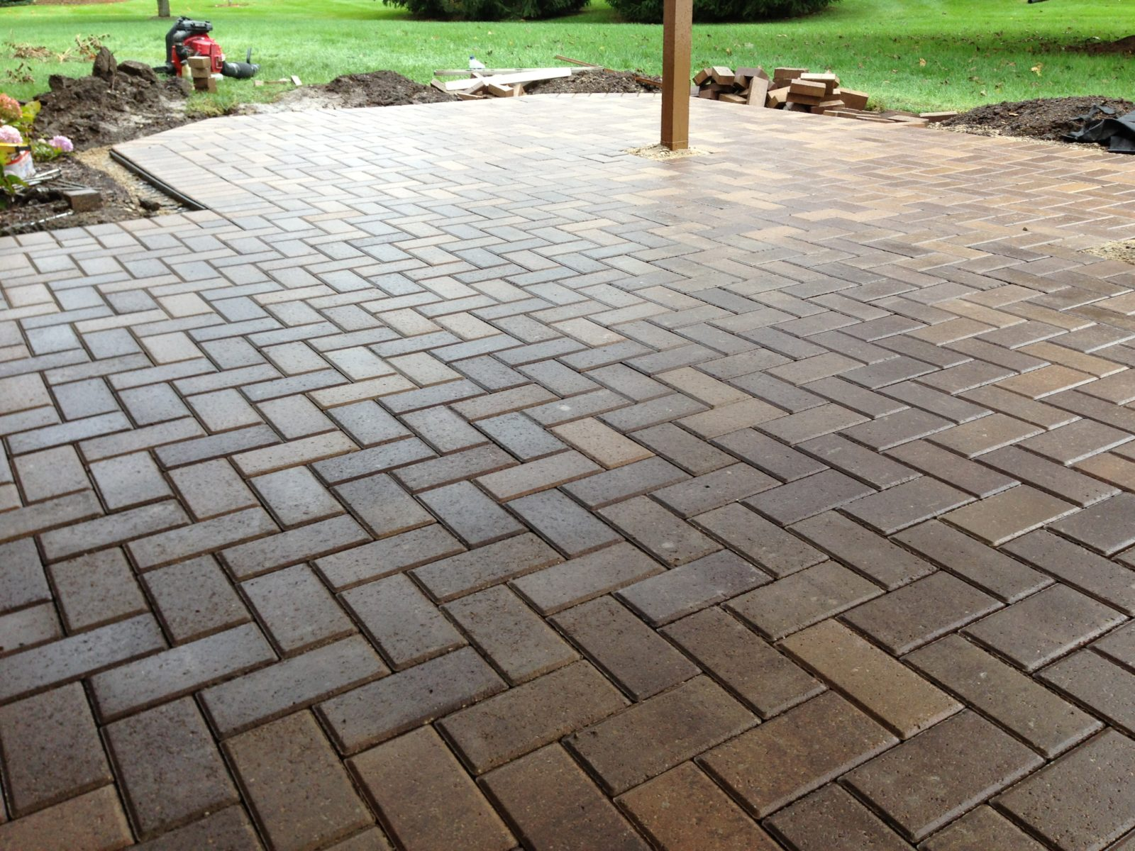 Brick Pavers Driveways Patios Walkways Landcare