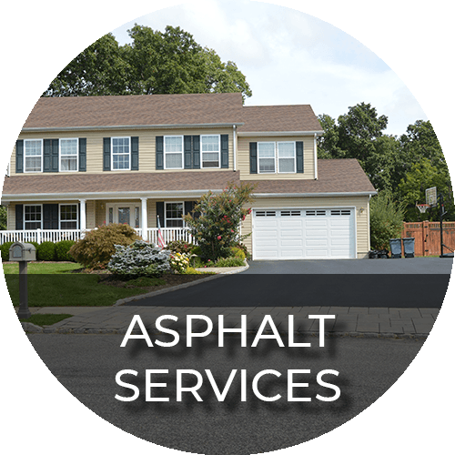 Paving & Seal Coating Services
